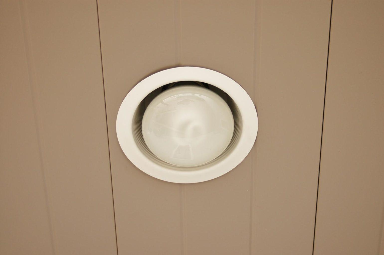 Recessed light install